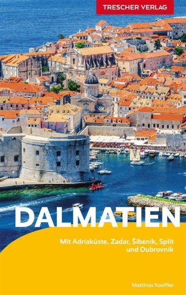Dalmatien Reiseführer, Trescher Verlag
