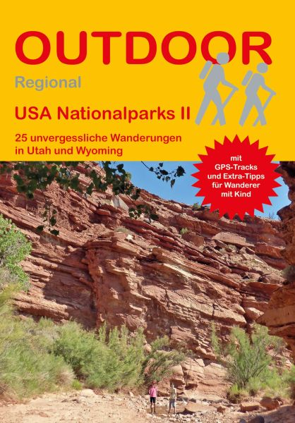 USA Nationalparks 2 Wanderführer, Conrad Stein