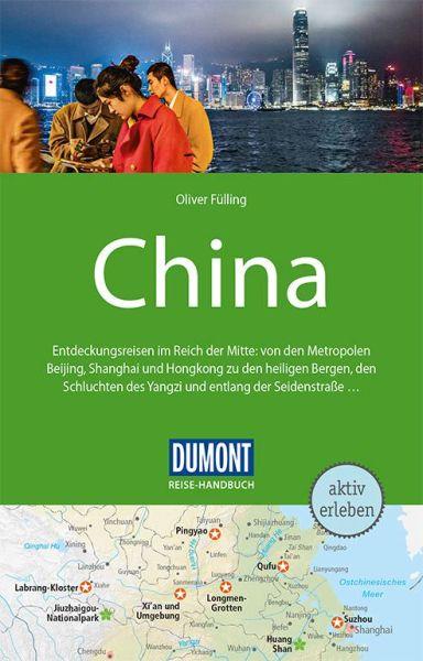 China - Dumont Reisehandbuch, individueller Reiseführer