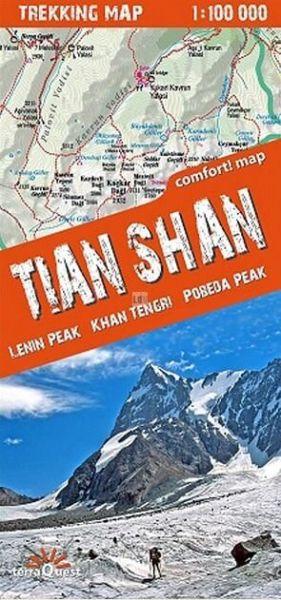 TerraQuest Tian Shan, Khan Tengri, Pobeda & Lenin Peak