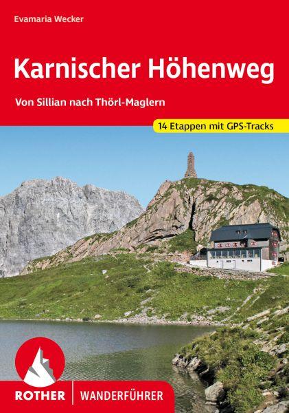 Karnischer Höhenweg - Rother Wanderführer