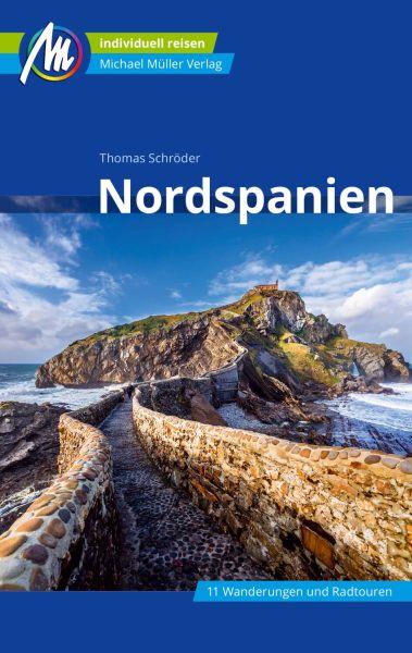 Nordspanien Reiseführer, Michael Müller
