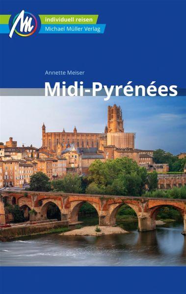 Midi-Pyrénées Reiseführer, Michael Müller