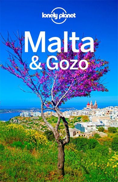 Malta & Gozo - Lonely Planet Reiseführer für Backpacker