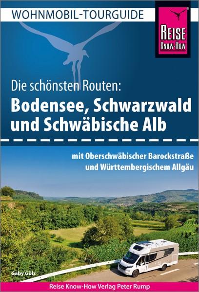 Die schönsten Wohnmobil-Routen durch den Schwarzwald – Reise Know-How