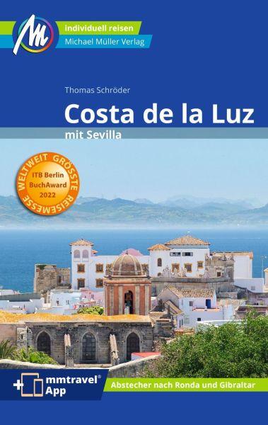 Costa de la Luz Reiseführer, Michael Müller