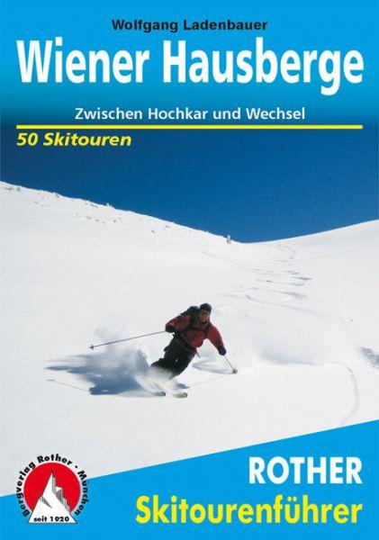 Wiener Hausberge Rother Skitourenführer