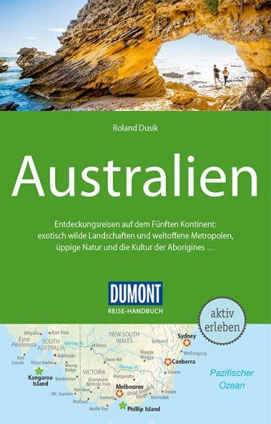 Australien, Dumont Reise-Handbuch, individueller Reiseführer