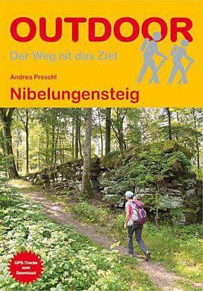 Nibelungensteig Wanderführer, Conrad Stein