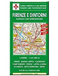 Edition Multigraphic 510, Firenze e Dintorni, Toskana, 1:25.000