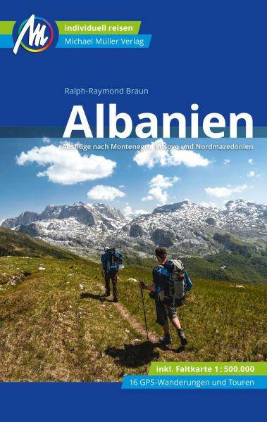 Albanien Reiseführer, Michael Müller
