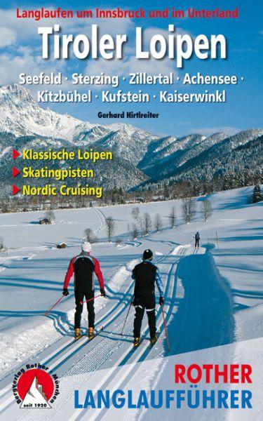 Tiroler Loipen, Langlaufführer - Rother