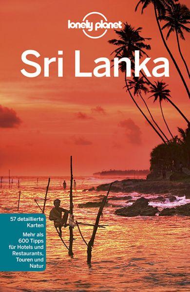 Sri Lanka von Ryan Ver Berkmoes- Lonely Planet Reiseführer für Backpacker