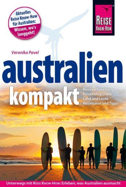 Australien kompakt Reiseführer, Reise Know-How
