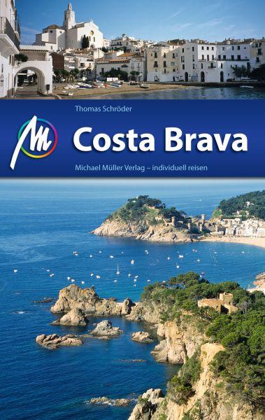 Costa Brava Reiseführer, Michael Müller