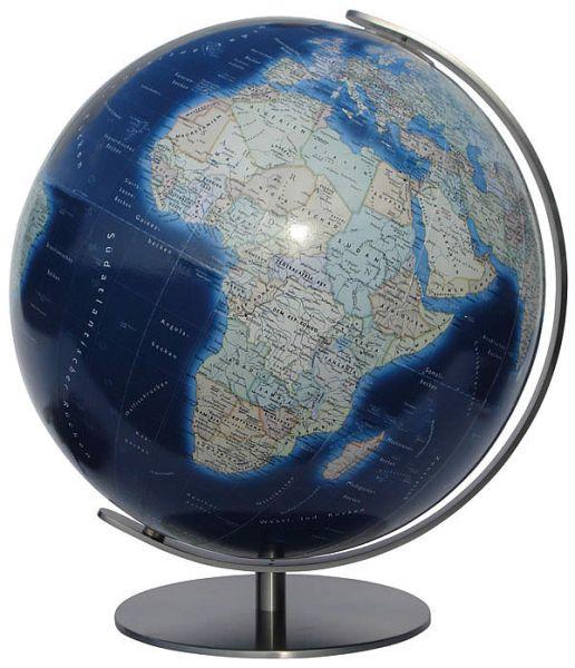 Columbus Azzurro Ø 34 cm, handkaschierter Globus