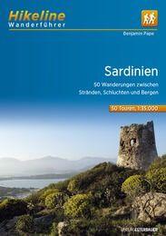 Sardinien Wanderführer mit Karte, Hikeline, Esterbauer