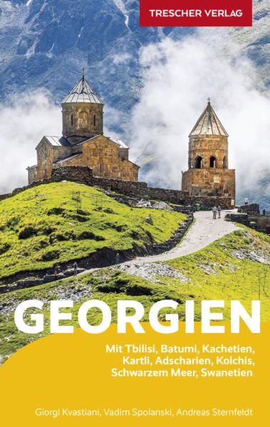 Georgien Reiseführer, Trescher Verlag