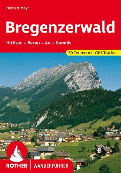 Bregenzerwald Wanderführer, Rother