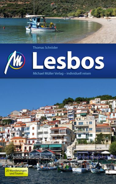 Lesbos Reiseführer, Michael Müller