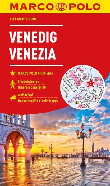 Marco Polo Citymap Venedig