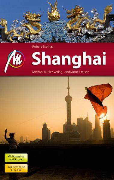 Shanghai Reiseführer, Michael Müller