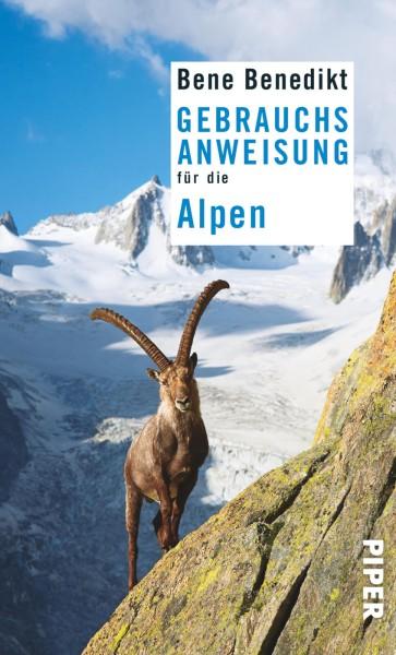 Gebrauchsanweisung Alpen, Piper Verlag