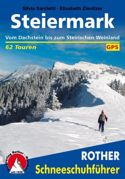 Steiermark Schneeschuhführer - Rother