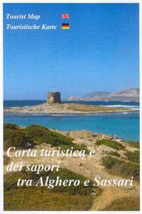 Sardinien Wanderkarte: Edizioni Abies: Alghero e Sassari 1:60.000