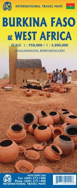 Burkina Faso 1:1Mio & Niger 1:1.950.000, ITM