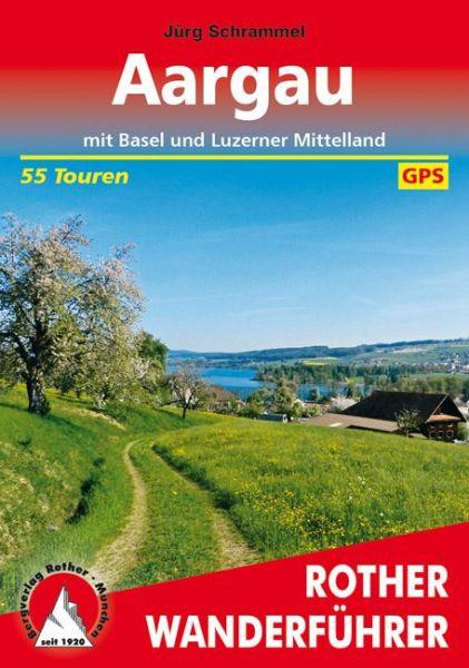 Aargau Wanderführer, Rother