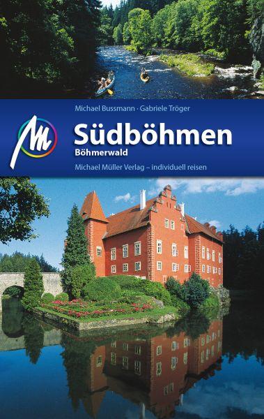 Südböhmen - Böhmerwald Reiseführer, Michael Müller