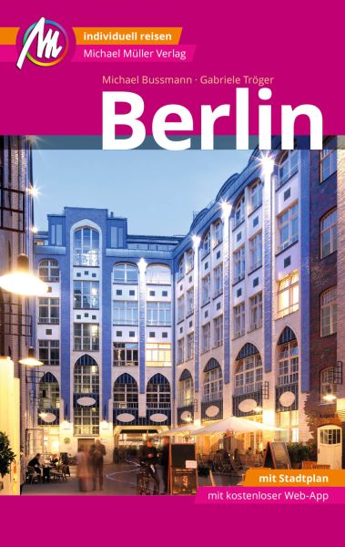 Berlin Reiseführer, Michael Müller