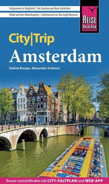 Amsterdam CityTrip Reiseführer – Reise Know-How