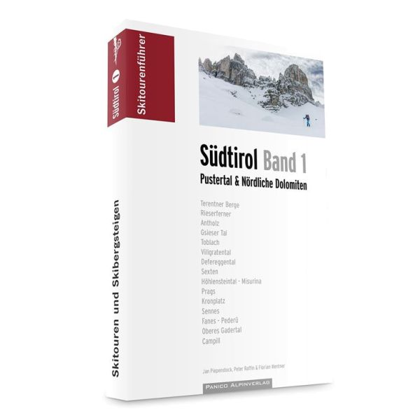 Südtirol Skitourenführer Band 1 - Panico Alpinverlag