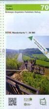 Höxter Südteil - Wanderkarte 1:25.000 Eggegebirgsverein e.V.
