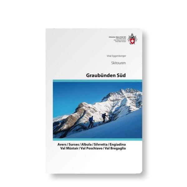 Graubünden Süd, SAC Skitourenführer