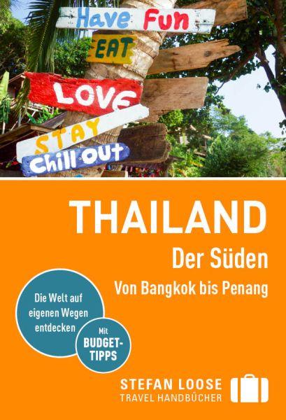 Thailand Der Süden Reiseführer, Stefan Loose