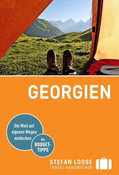 Georgien Reiseführer für Backpacker, Stefan Loose Verlag