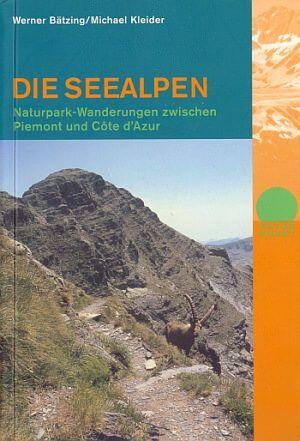 Die Seealpen, Wanderführer, Rotpunktverlag
