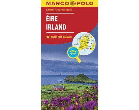Irland Landkarte 1:300.000 - Marco Polo
