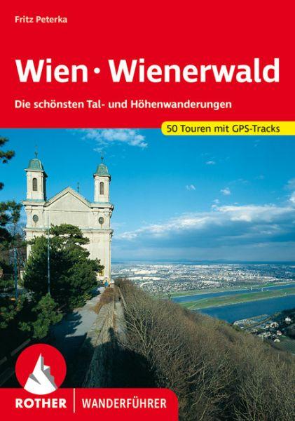 Wien - Wienerwald Wanderführer, Rother