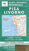 Edition Multigraphic 503, Parco Regional Migliarino, Toskana, 1:25.000