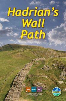 Rucksack Readers Führer Hadrian's Wall Path, Wanderführer, wasserfest