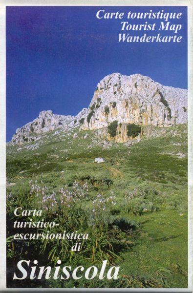 Sardinien Wanderkarte: Edizioni Abies: Siniscola 1:25.000