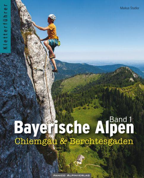 Kletterführer: Bayerische Alpen Bd.1 - Chiemgau & Berchtesgaden, Panico Alpinverlag