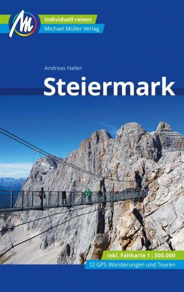 Steiermark Reiseführer, Michael Müller