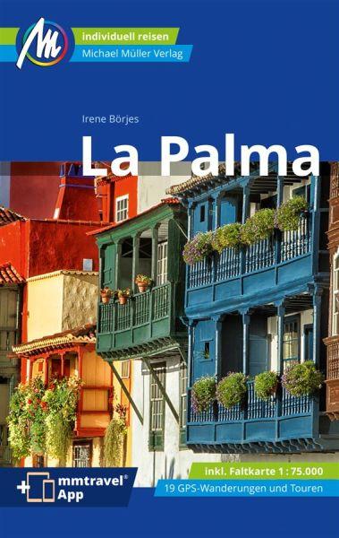La Palma Reiseführer, Michael Müller