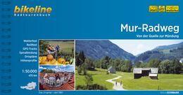 Mur-Radweg Bikeline Radtourenbuch, Esterbauer