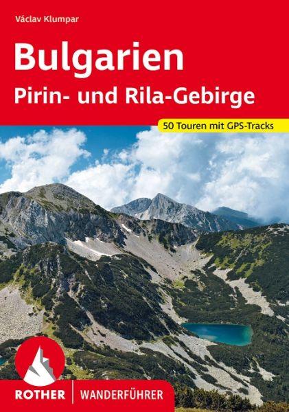 Bulgarien: Pirin- und Rila-Gebirge Wanderführer, Rother Wanderführer